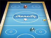 Play Air Hockey Online