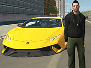 Play Grand City Car Thief Online